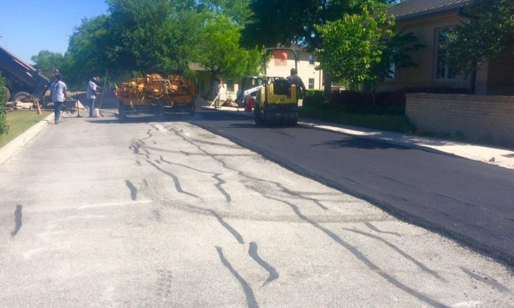 asphalt contractor